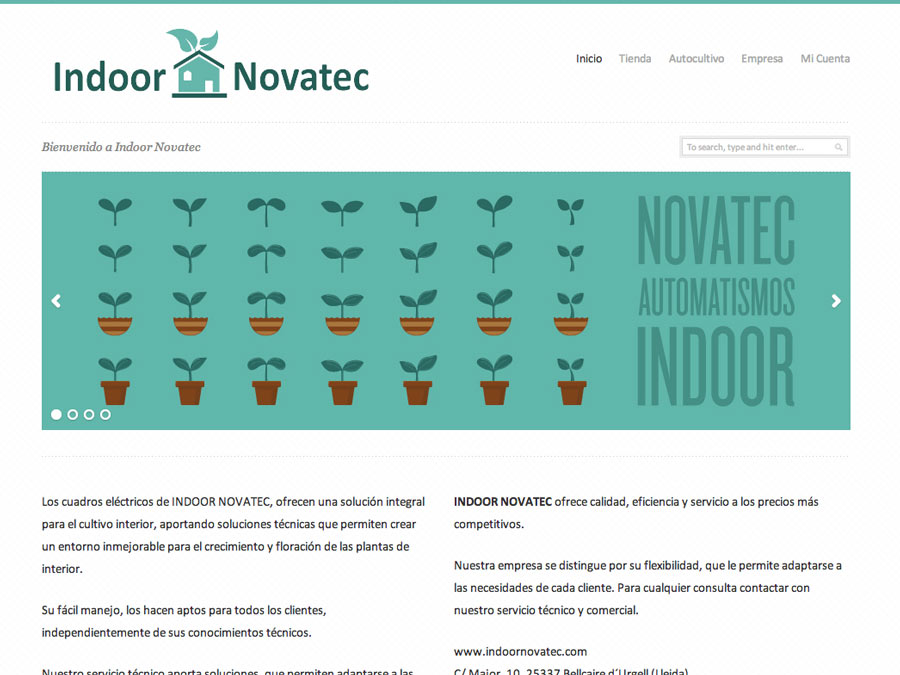 indoor-novatec